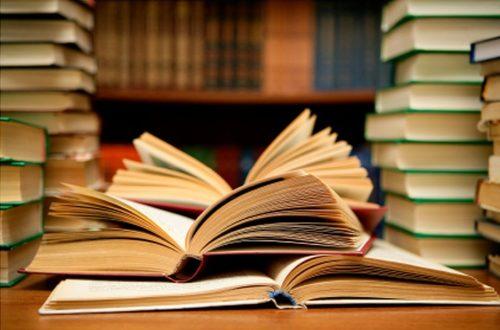 Article : si vous deviez sauver cinq livres de votre bibliothèque?