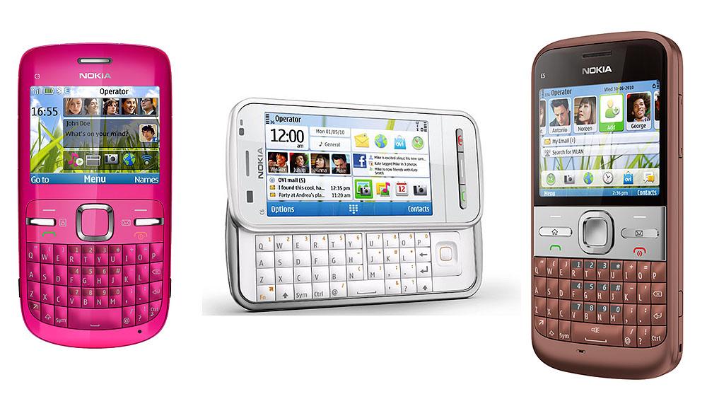 Nokia-sort-des-Smartphones-low-cost