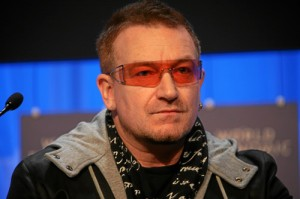 Bono en 2008