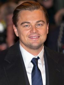 Leonardo Dicaprio en 2010