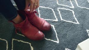 chaussure connectée