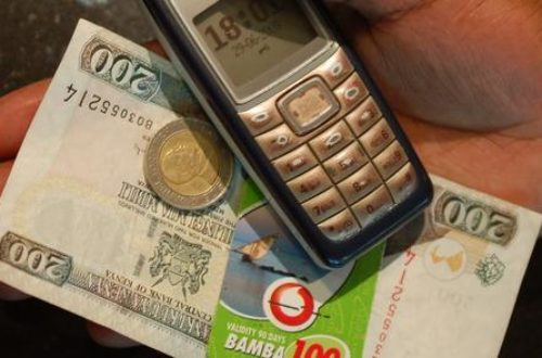 Article : Mobile money: une réelle innovation pour l'Afrique