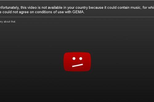 Article : Pourquoi ériger des frontières sur Internet?