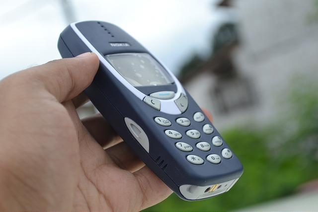 Téléphone 2G