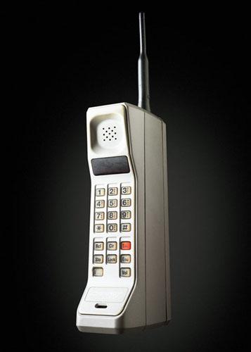 Le premier téléphone sans fil. CC Wikimedia Commons