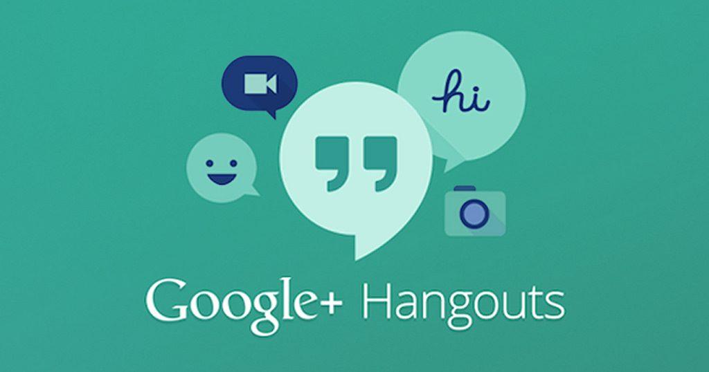 Google peut accéder à vos discussions sur Hangout
